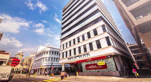 โรงแรมแปซิฟิก เซ็นทรัลมาร์เก็ต - กัวลาลัมเปอร์ - อาคาร