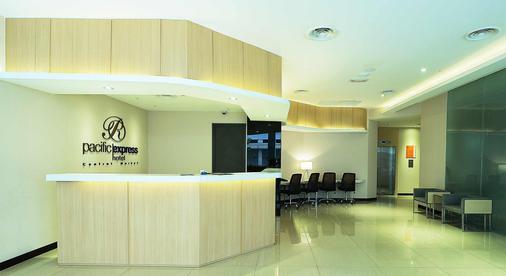 โรงแรมแปซิฟิก เซ็นทรัลมาร์เก็ต - กัวลาลัมเปอร์ - แผนกต้อนรับส่วนหน้า