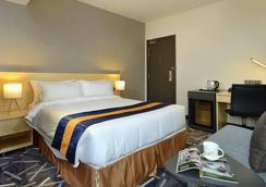 Pacific Express Hotel - กัวลาลัมเปอร์ - ห้องนอน