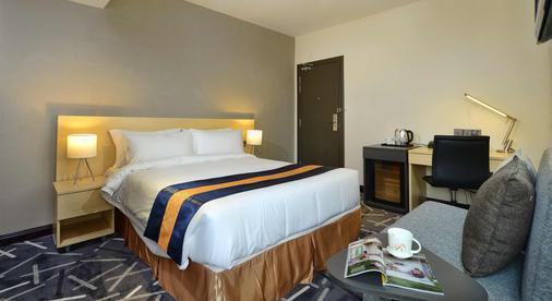 โรงแรมแปซิฟิก เซ็นทรัลมาร์เก็ต - กัวลาลัมเปอร์ - ห้องนอน