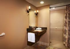 Disney's Caribbean Beach Resort - เลคบัวนาวิสตา - ห้องน้ำ