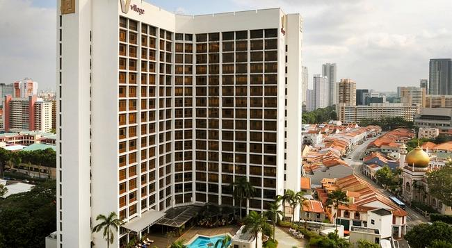 Village Hotel Bugis - Singapore - Building
