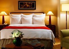 London Marriott Hotel West India Quay - ลอนดอน - ห้องนอน