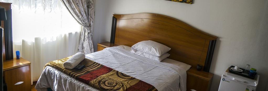 Acn International Regency Lodge - Johannesburg - Bedroom