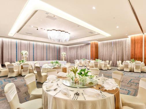 โรงแรมดับเบิ้ลทรี ฮิลตัน สุขุมวิท กรุงเทพฯ - กรุงเทพมหานคร - ห้องจัดเลี้ยง