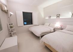 Canvas Hostel - ปูซาน - ห้องนอน