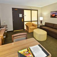 Embassy Suites Denver-Stapleton Suite
