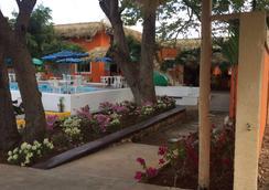 Hotel Playa Catalina - ลา โรมานา - ล็อบบี้
