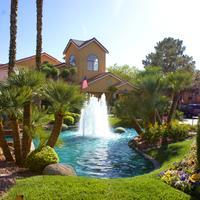 Westgate Flamingo Bay Resort Fountain