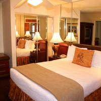 Westgate Flamingo Bay Resort Guestroom