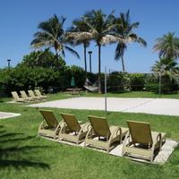 Westgate South Beach Oceanfront Resort Volleyball Court