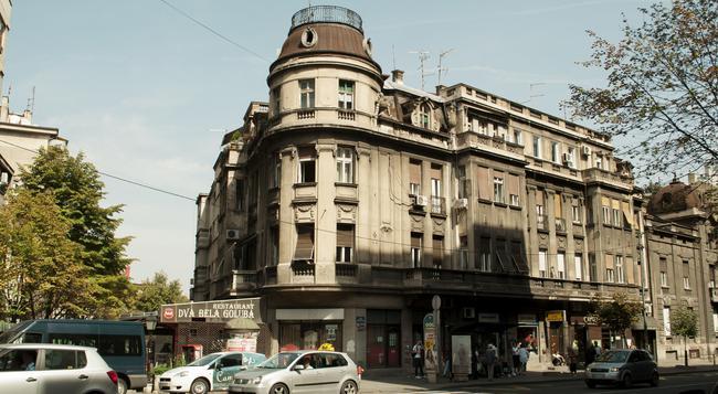 Hostel Lux Skadarlija - Belgrade - Building