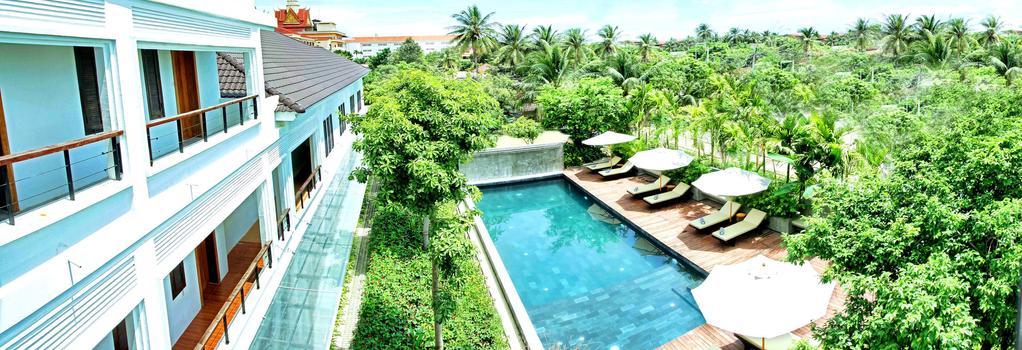 La Residence Blanc D'Angkor - Siem Reap - Building