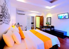 La Residence Blanc D'Angkor - เสียมเรียบ - ห้องนอน
