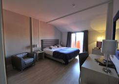 Hotel Puerta de Segovia - เซโกเวีย - ห้องนอน
