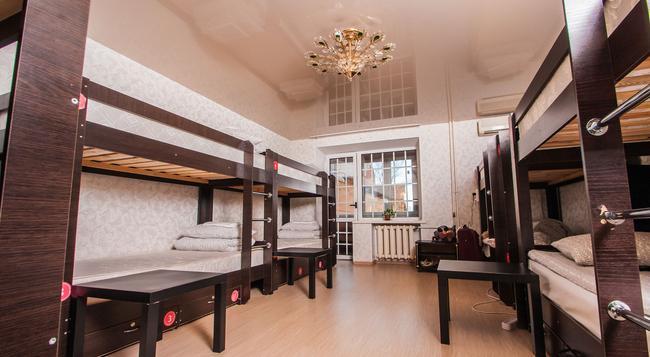 Like Hostel - Vladivostok - Bedroom
