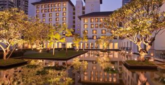 โรงแรมสุโขทัย กรุงเทพ - กรุงเทพมหานคร - อาคาร