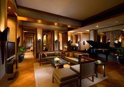 โรงแรม สุโขทัย กรุงเทพ - กรุงเทพฯ - ห้องนอน