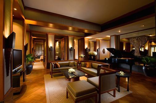 โรงแรมสุโขทัย กรุงเทพ - กรุงเทพมหานคร - ห้องนอน