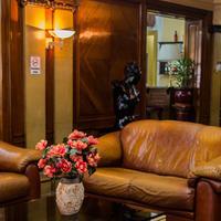 Hotel Lyon Lobby Sitting Area