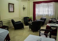 Hotel Lyon - บัวโนสไอเรส - เลานจ์