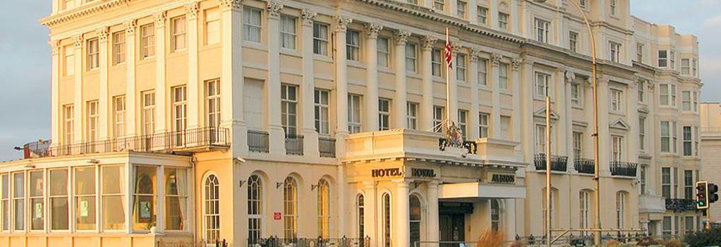 Royal Albion Hotel - Brighton - Building
