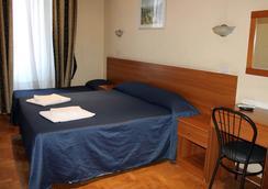 Hotel Seiler - โรม - ห้องนอน