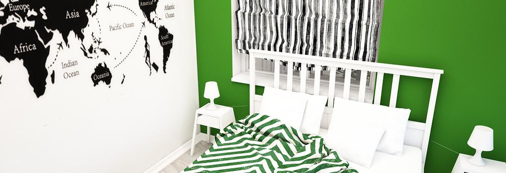 Maxi House Hostel - Rostov on Don - Bedroom