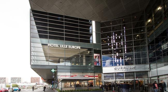 Hotel Lille Europe - Lille - Building