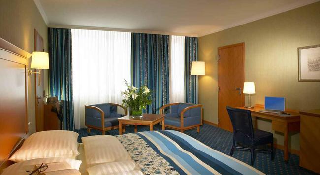 Hotel De France - Vienna - Bedroom