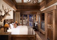 Big Cypress Lodge - เมมฟิส - ห้องนอน