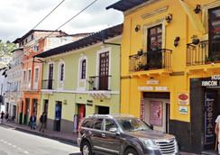 Rincón Familiar Hostel Boutique - กีโต - วิวภายนอก