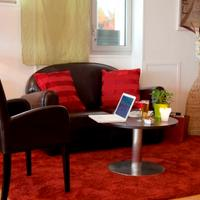 Inter Hotel Apolonia Bordeaux Lac Lobby Sitting Area