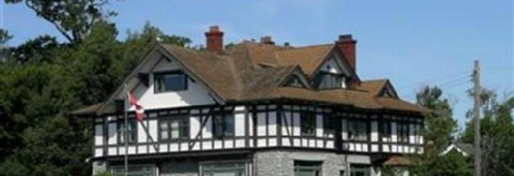 Dashwood Manor Seaside Bed & Breakfast - Victoria - Building
