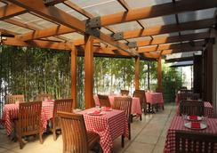Hotel Residencia Del Sol - กัวเตมาลา - ร้านอาหาร