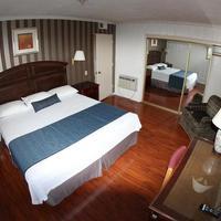 Anaheim Maingate Inn Guestroom