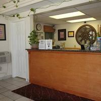 Anaheim Maingate Inn Reception