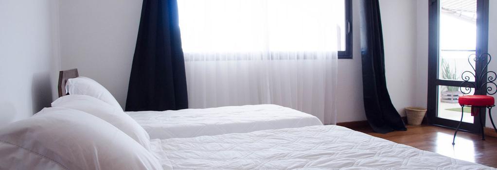 La Compagnie des Voyageurs - Antananarivo - Bedroom