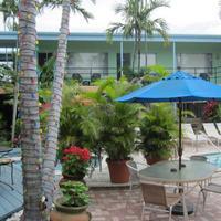 The Victoria Park Hotel Terrace/Patio