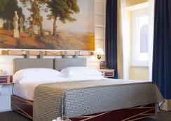 Hotel Victoria Roma - โรม - ห้องนอน