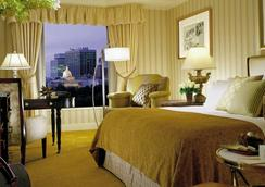 Four Seasons Hotel Boston - บอสตัน - ห้องนอน