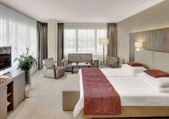 Austria Trend Hotel Schillerpark - ลินซ์ - ห้องนอน