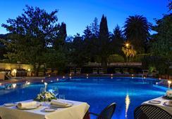 Grand Hotel Gianicolo - โรม - สระว่ายน้ำ