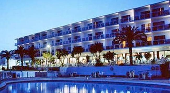 Hotel Simbad - Ibiza - Building