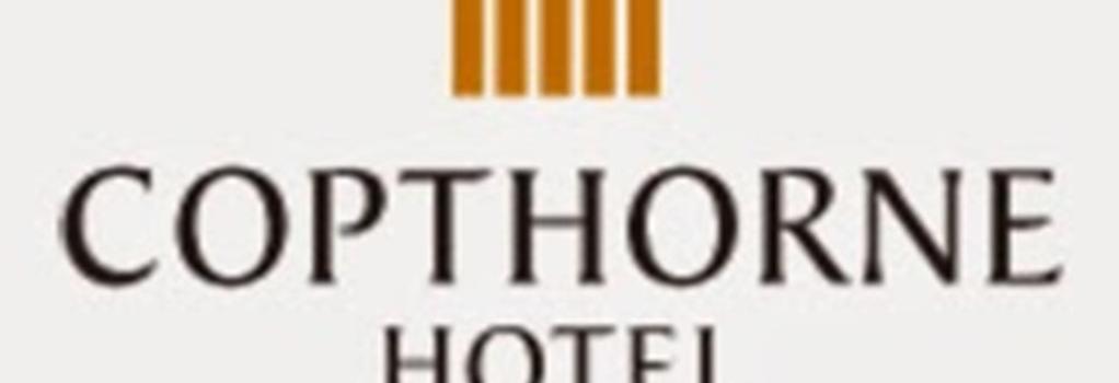 Copthorne Hotel Cardiff-Caerdydd - Cardiff - Business centre