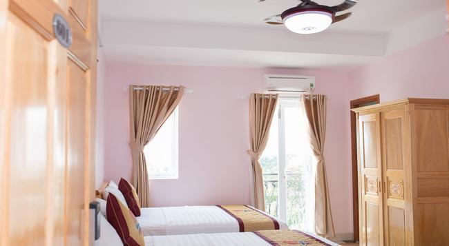 Amelia Phu Quoc Hotel - Phu Quoc - Bedroom