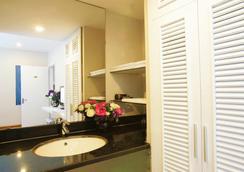 Ping Hanoi Hotel - ฮานอย - ห้องน้ำ
