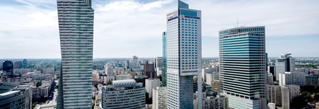 InterContinental Warsaw - Warsaw - Building