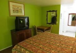Crown Motel - ลาสเวกัส - ห้องนอน