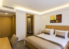 MB City Hotel - อิซเมียร์ - ห้องนอน